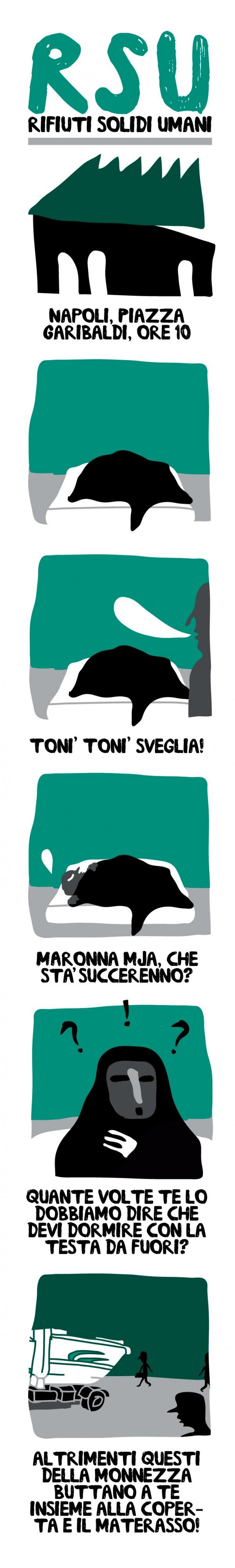 (storia disegnata di cyop&kaf)