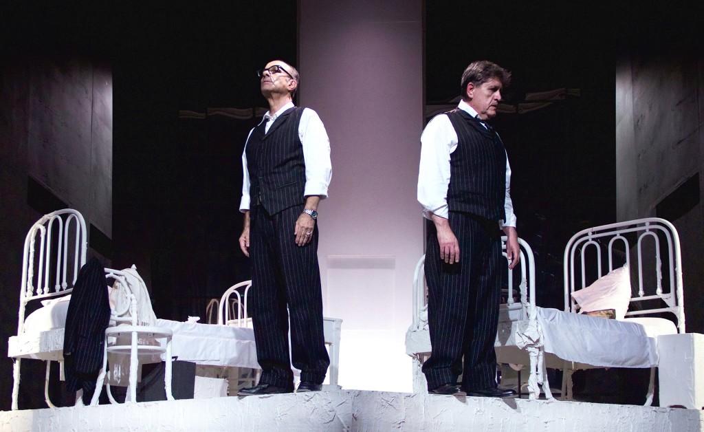 Teatro un pinter inatteso all 39 accademia napoli monitor for Accademia moda napoli