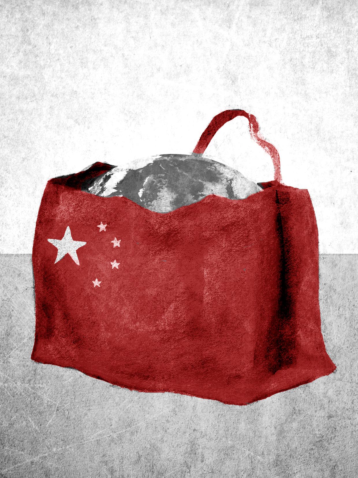 La Cina invade il mondo