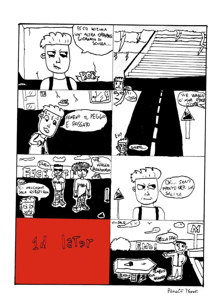 (fumetto di renato nardi / g. vico)