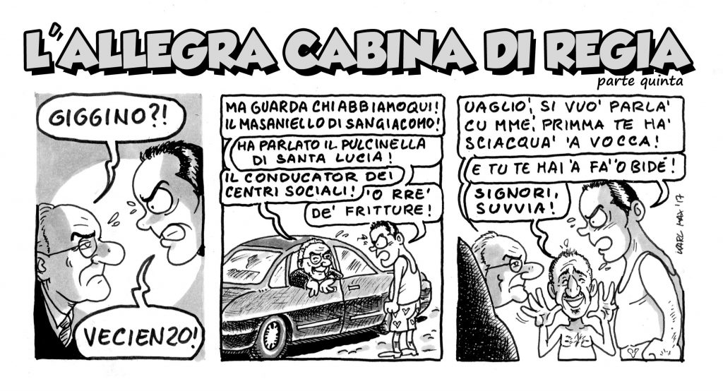 (fumetto di karl max)