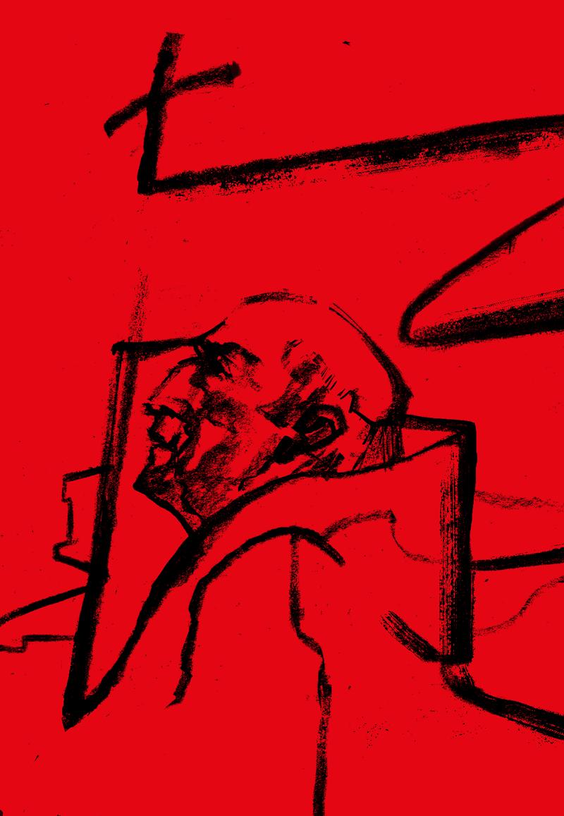 (disegno di moisi guga)