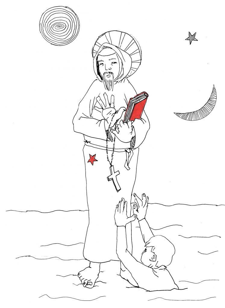 (disegno di tiziana salvati)