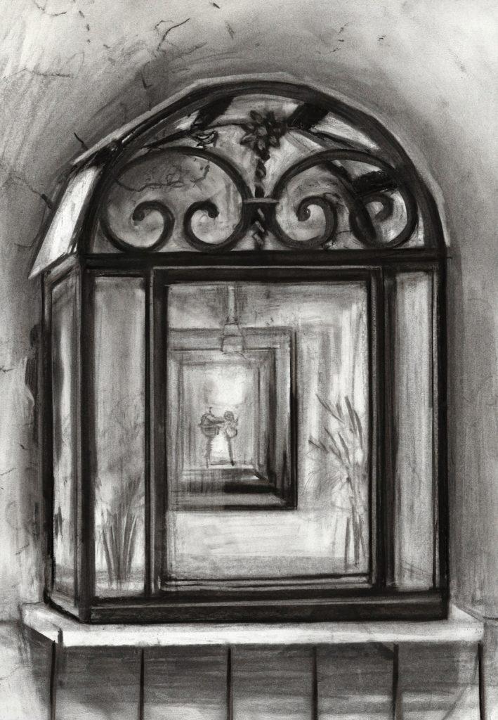 (disegno di judith mall)