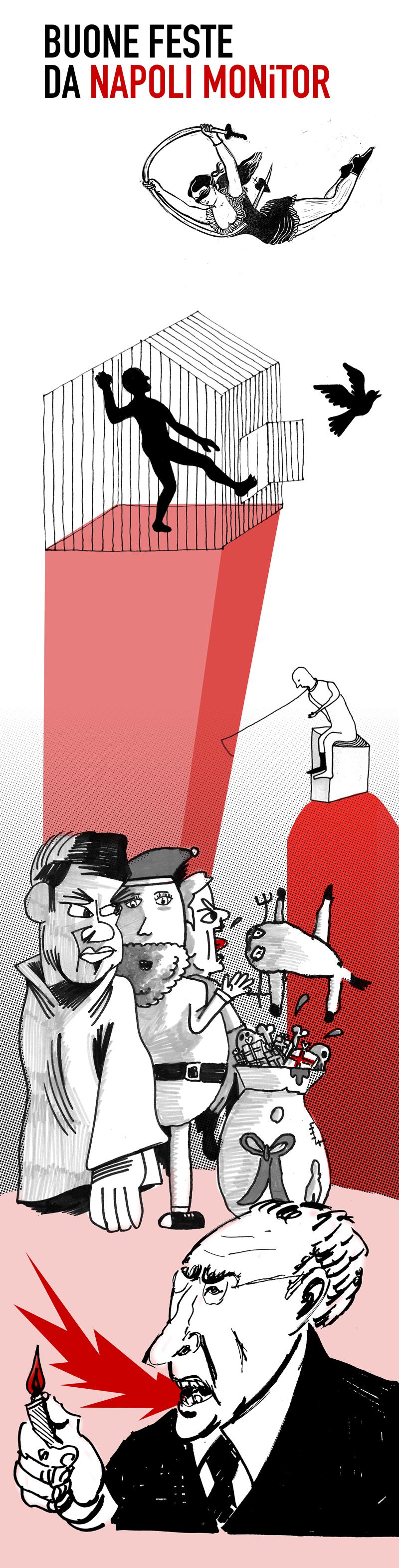 (disegno di cyop&kaf, malov, miedo& ottoeffe, sam3)