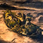 (da un dipinto di eugène delacroix)